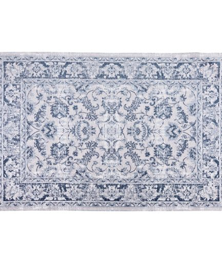 Carpet - Amsterdam Keizersgracht - Antique blue - Simple Clean / souvenir