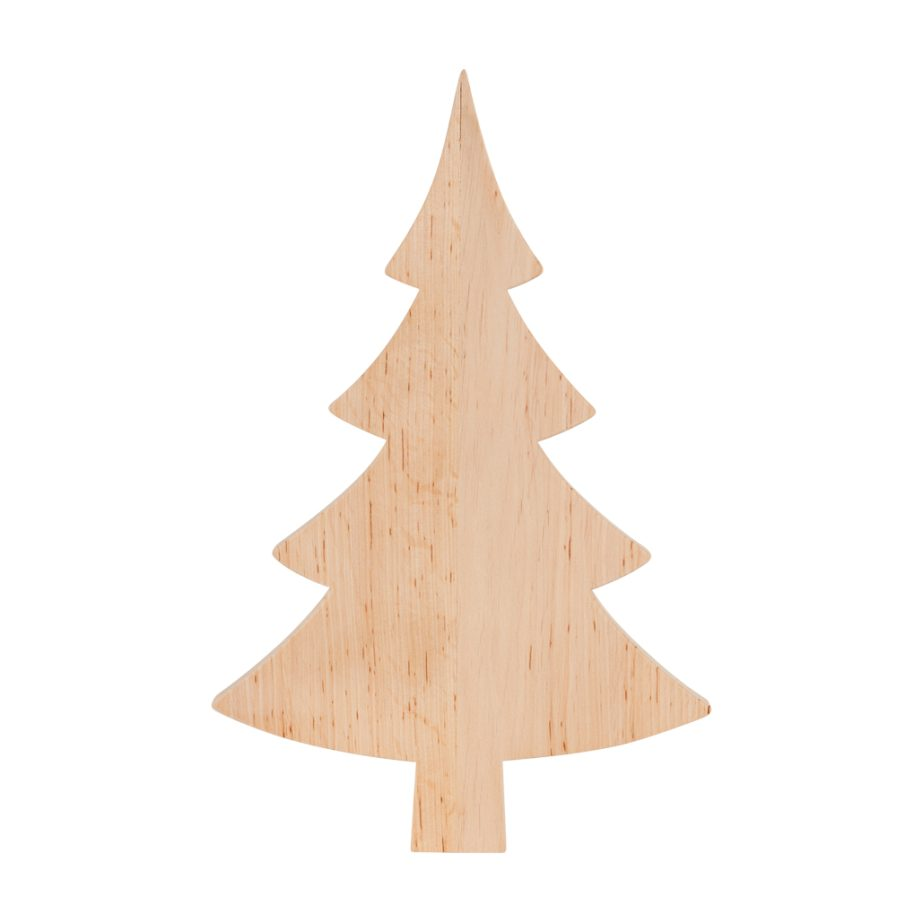 Wooden X-Mas Tree